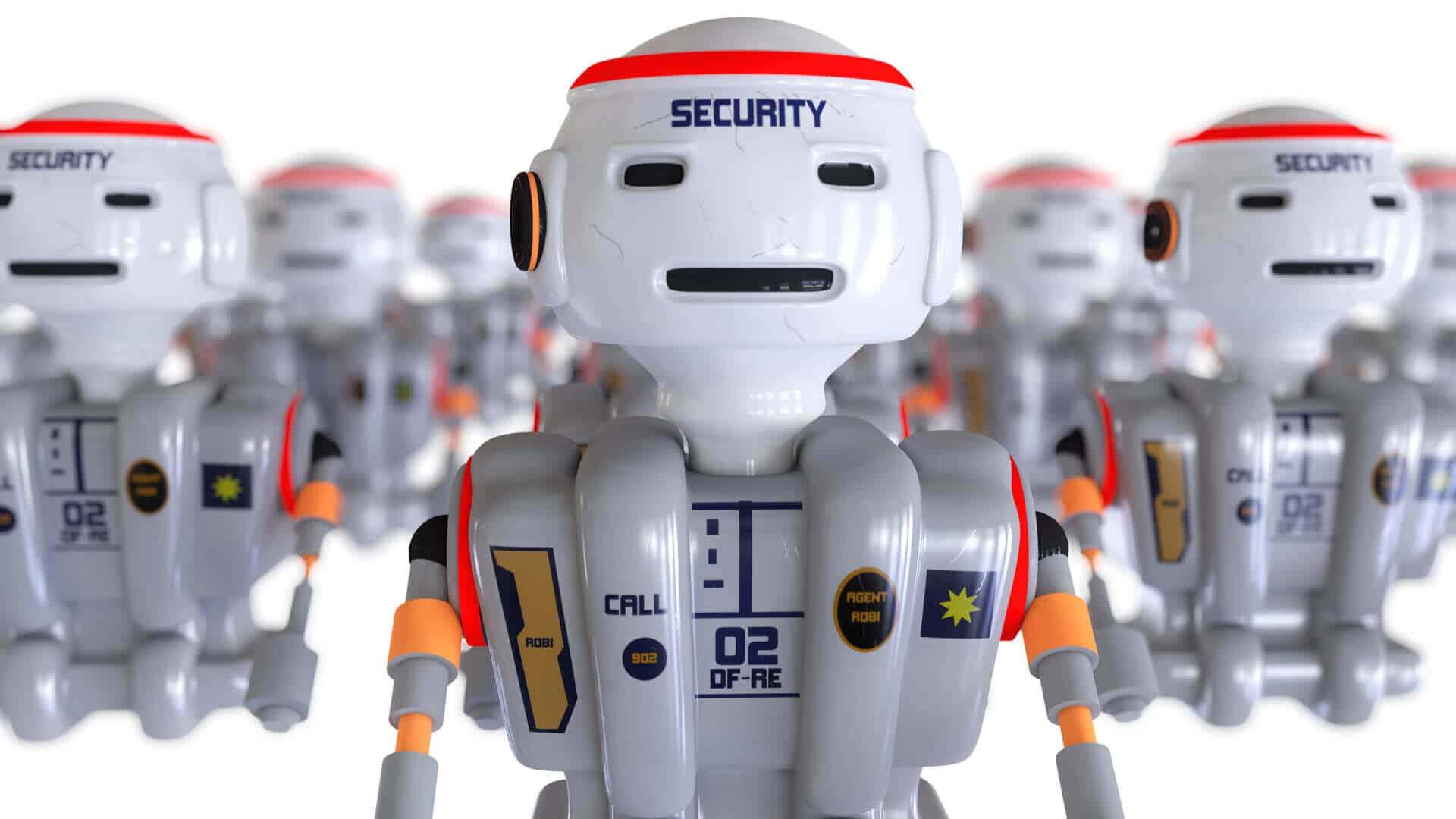 Autonomous Robots For Private Security Robotics Startup Ideas